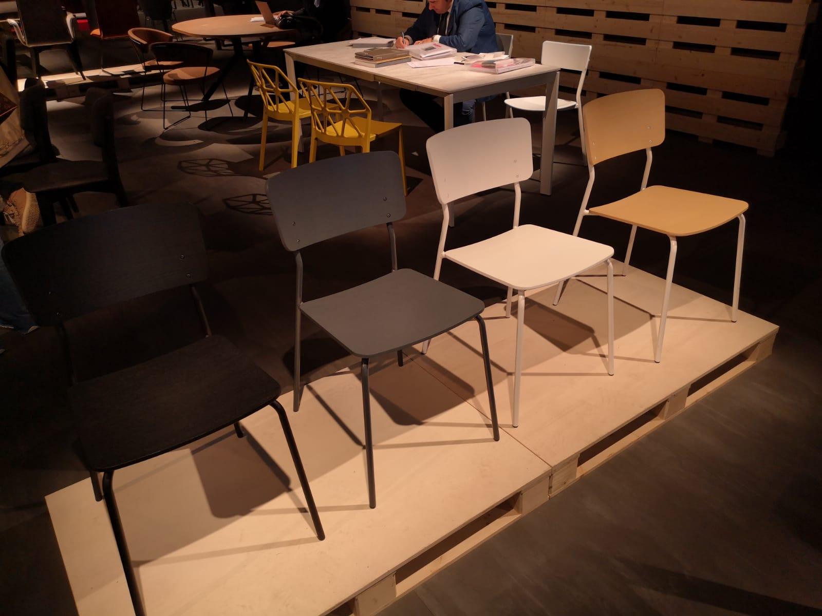 Sedie Sala Da Pranzo Calligaris : Connubia calligaris novità insedia sedie tavoli e