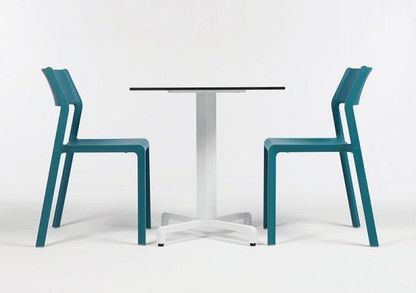 Trill bistrot sedia nardi in polipropilene insedia: sedie