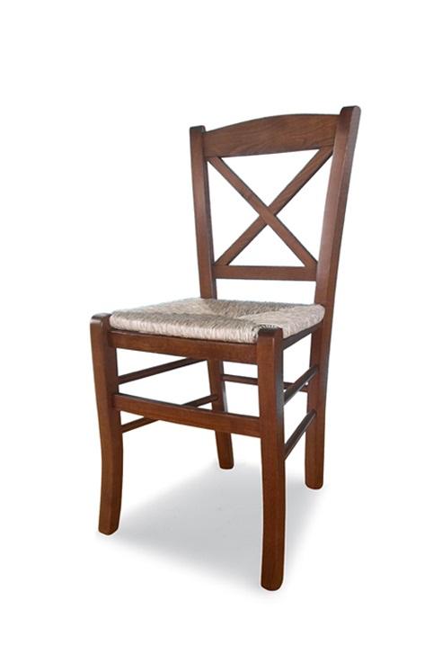 Sedie Rustiche In Legno.Nizza Sedia Rustica In Legno E Paglia Vari Colori Insedia