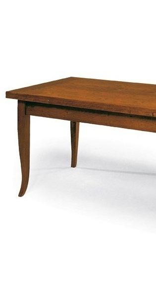 Rustico 13 | Tavolo rustico in legno massello - varie misure e colori  disponibili