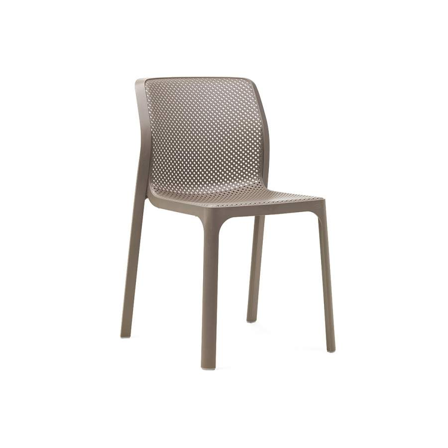 Bit | Sedia NARDI da esterno in polipropilene impilabile
