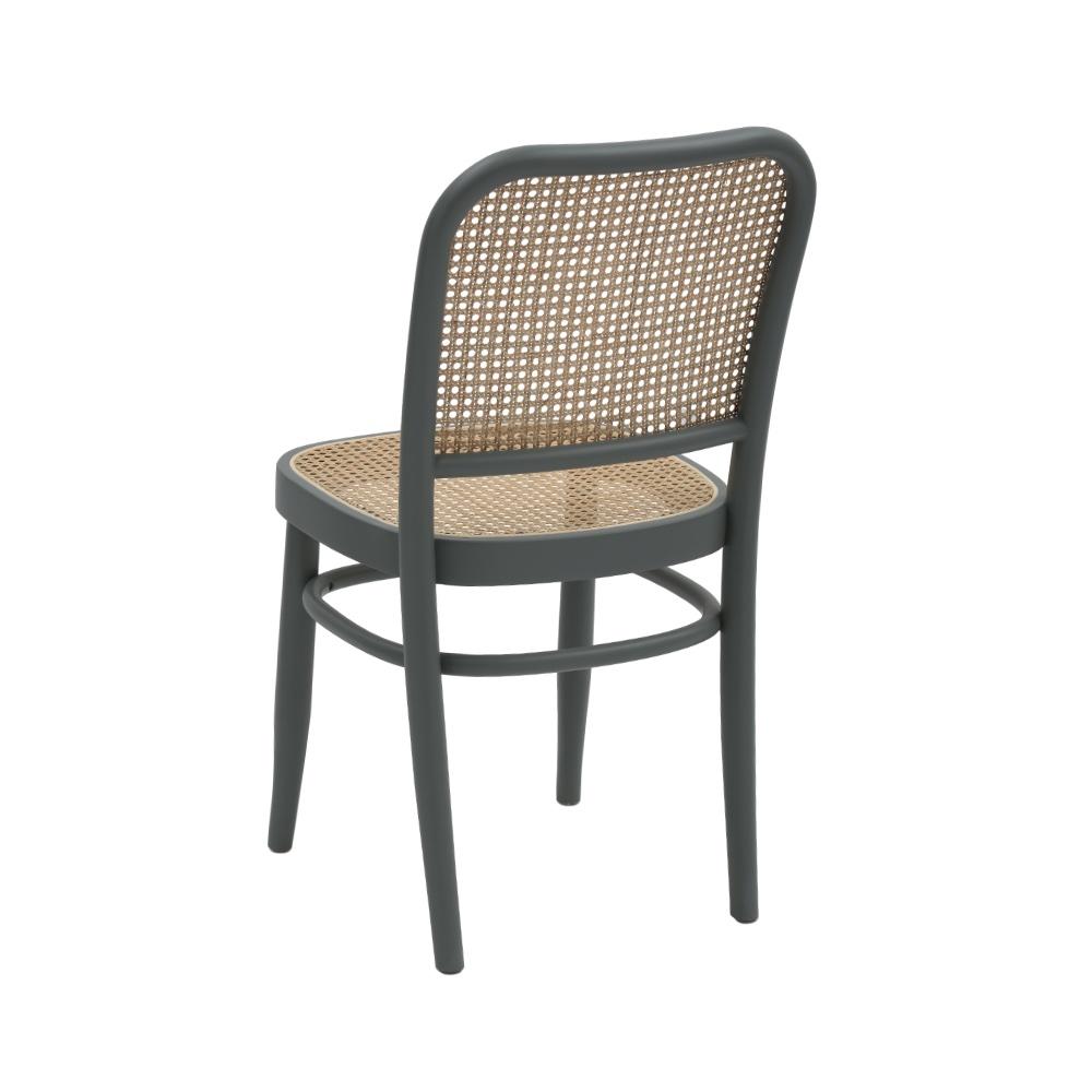 Firenze   Sedia in legno massello con seduta e schienale ...